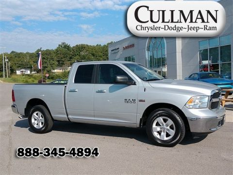 Certified Pre-Owned 2014 Ram 1500 Tradesman Crew Cab Pickup